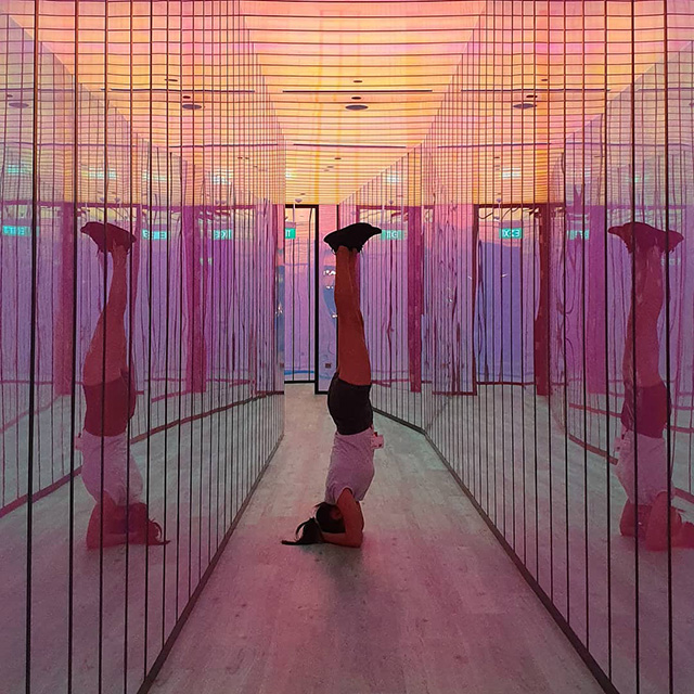 Google Hallways Of Mirrors