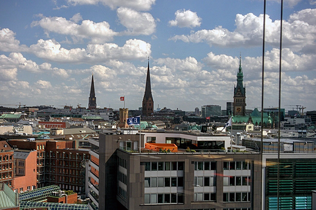 Google Hamburg View