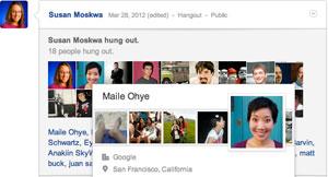 The Susan & Maile Google Webmaster Hangout
