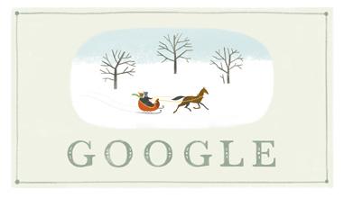 Google's Happy Holidays - Christmas 2013