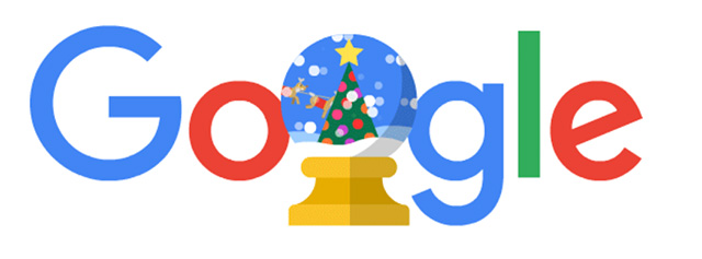 Google Happy Holidays 2019