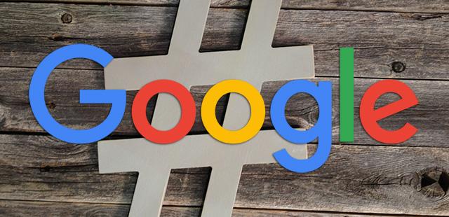 google pound hash