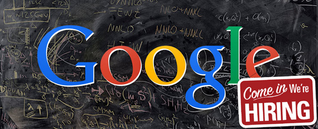 Google Hiring SEOs