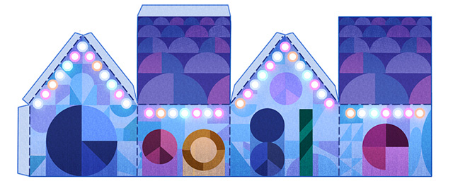 Google Holiday Logo - Day Two - Tis The Season