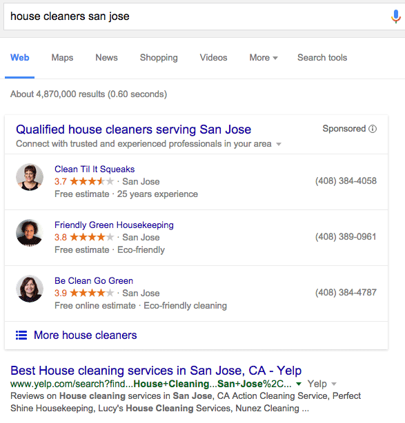 Google Home Services Ads Now Officially Live