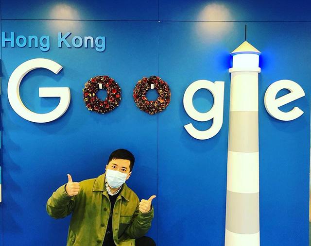 Google Hong Kong With Mask