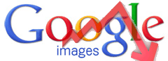 Google Image Traffic Drop