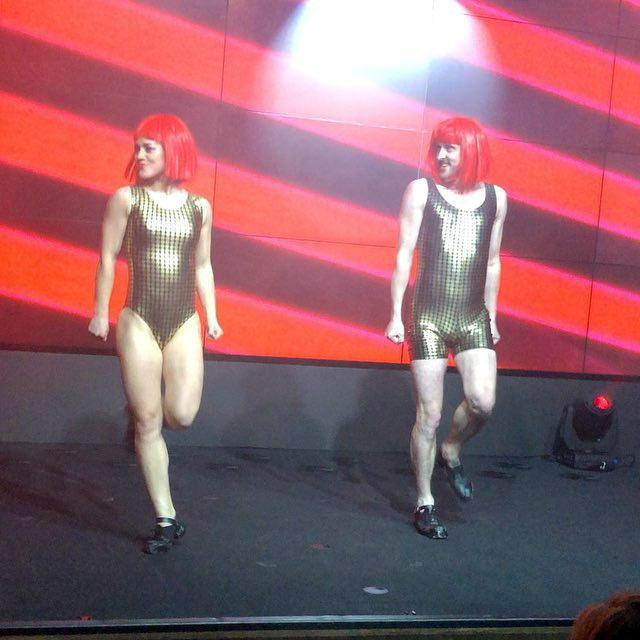 Google Impact Challenge Dancers