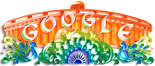 Google's India Independence Day Doodle: Vote On Your Favorite Part
