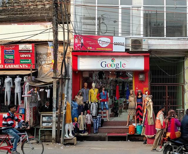 Google India Family Clothing Store