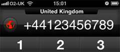 International Phone Numbers