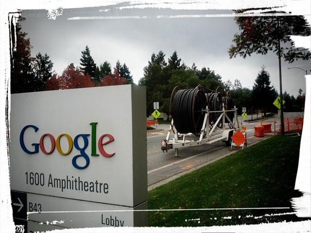 Google Spindles Of Internet