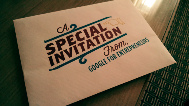 Google Special Invitation