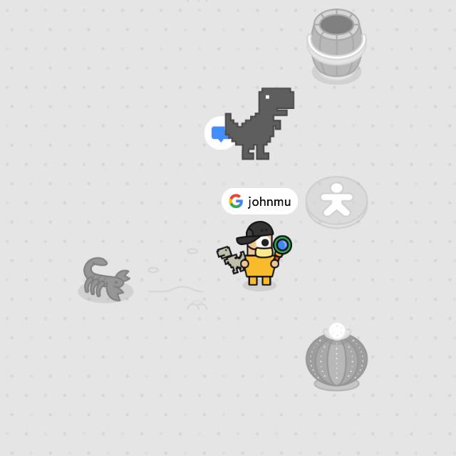 Google I/O Adventure Game