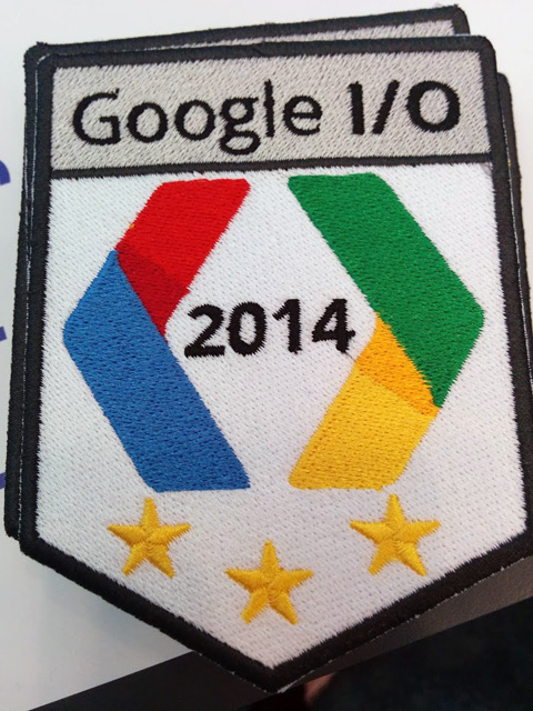 Google I/O Badges