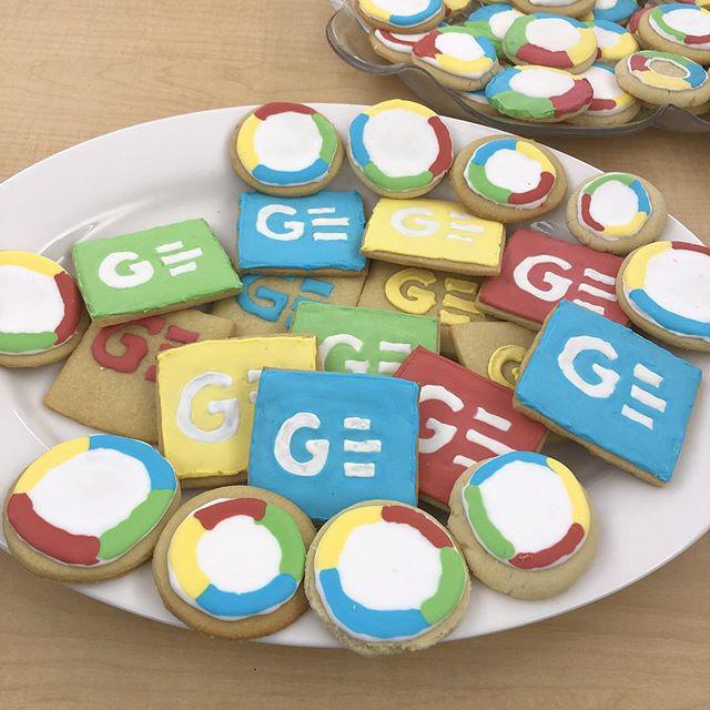 Google I/O Cookies