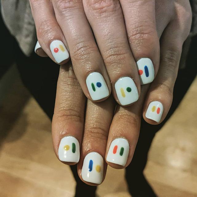 Google I/O Nails