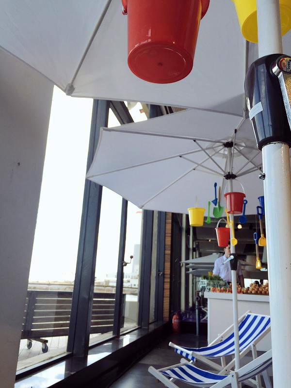Google Israel Beach Chairs