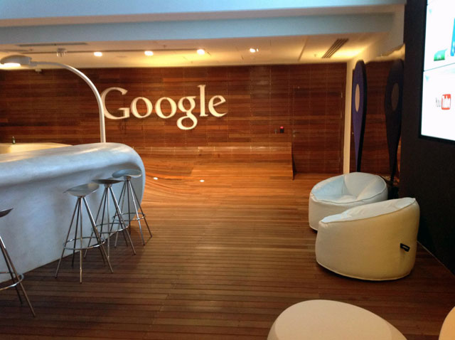 Wooden Google Room