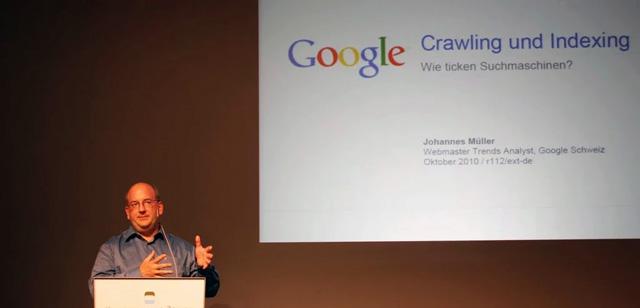 Google's John Mueller SMX