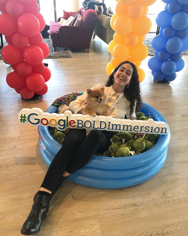 Google Dublin Kiddie Pool