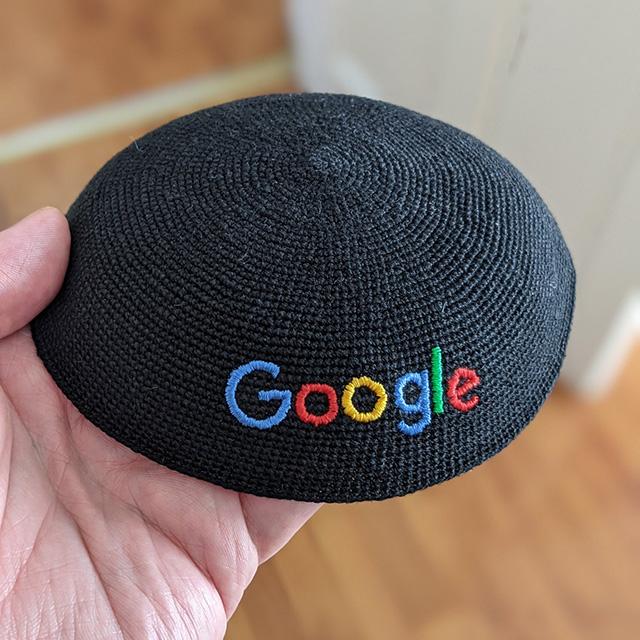 Google Kippah