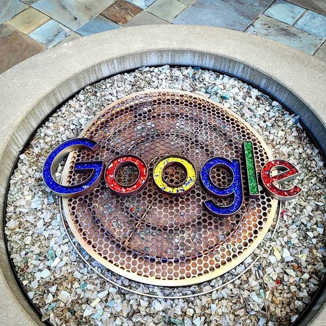 Chimenea Kirkland de la marca Google