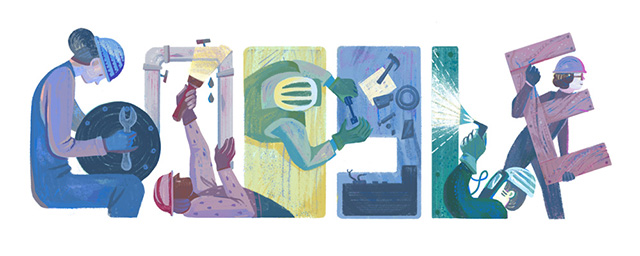 Google Labor Day