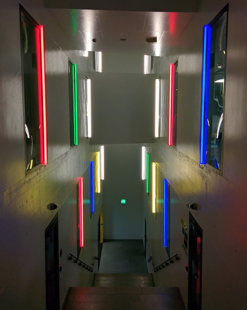 Google Laser Door Posts