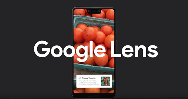 Google Lens Pixel 3