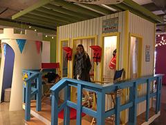 Google Indoor Lifeguard Tower