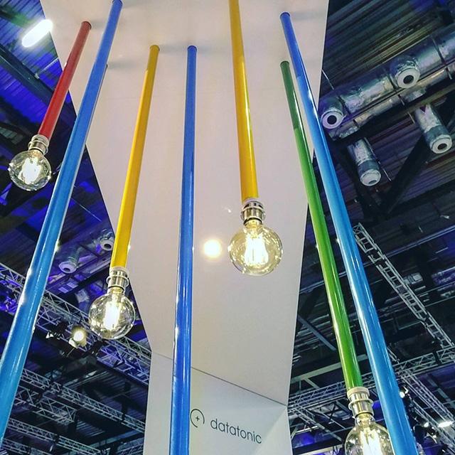 Google Light Fixture