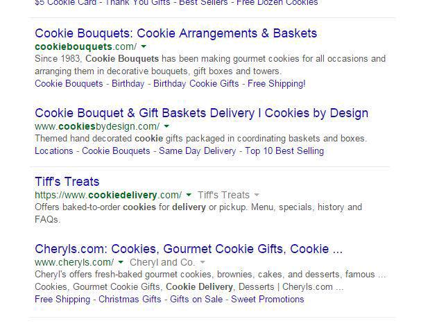 Google Tests Displaying Line Separators Between Organic Results
