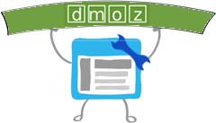 google webmaster dmoz link