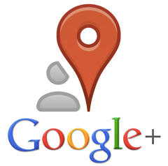 Google+ Local Icon