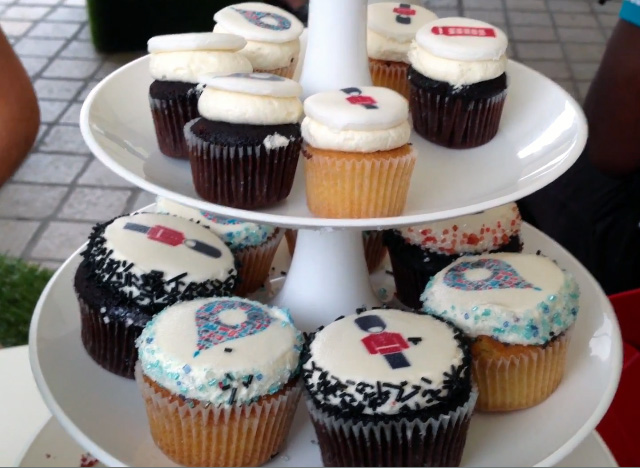 Google Local London Cupcakes