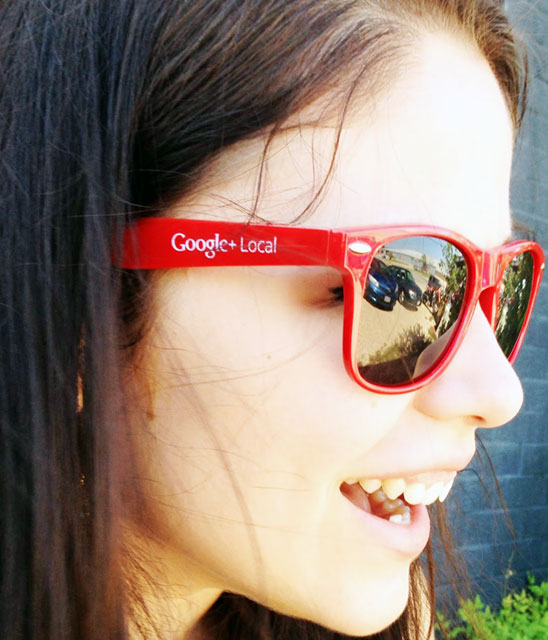 Google+ Local Sun Glasses