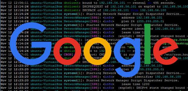 google log file