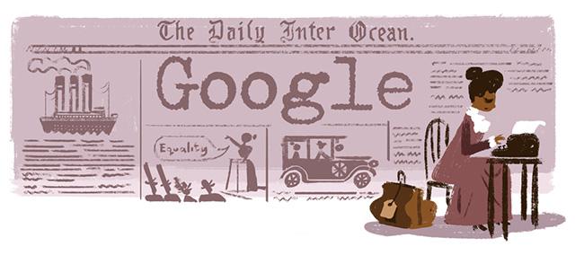 Google Doodle: Ida B. Wells