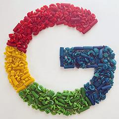 Google Pasta Logo