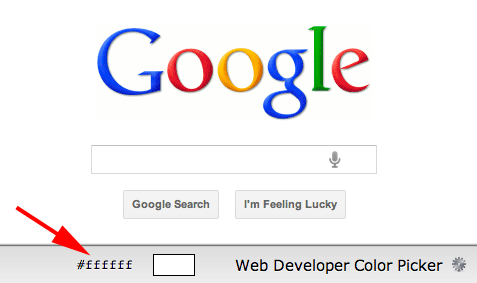 google s background for logo not pure white