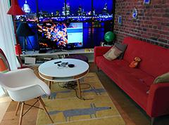 Google London Lounge