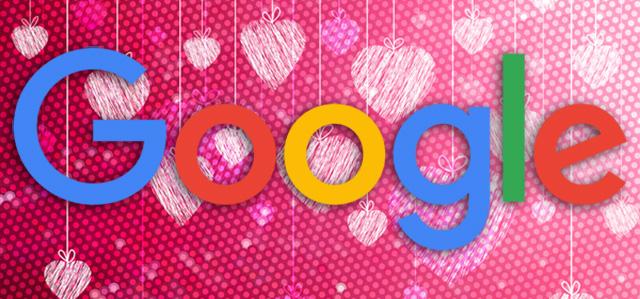 you love me google