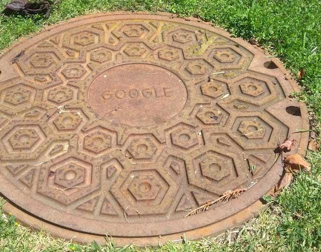 Google Manhole