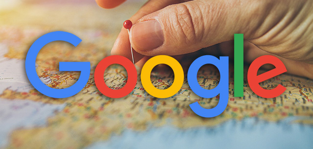 google showing more yellow map pins in snippets