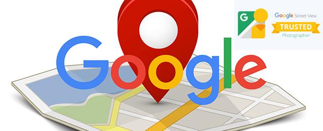 google maps trusted photographer