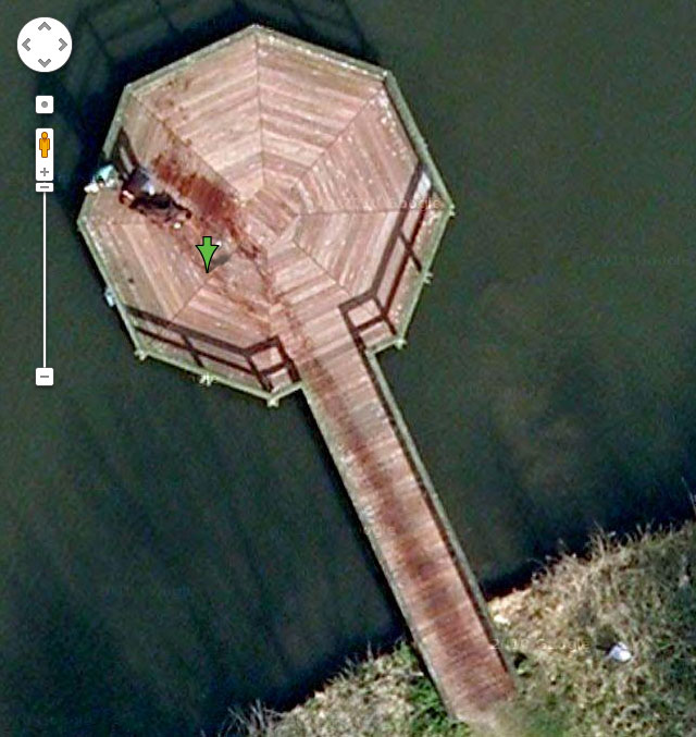 Google Maps Murder At 52.376552,5.198303 In Netherlands on