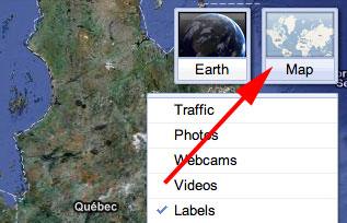 Google Maps Layers Bug