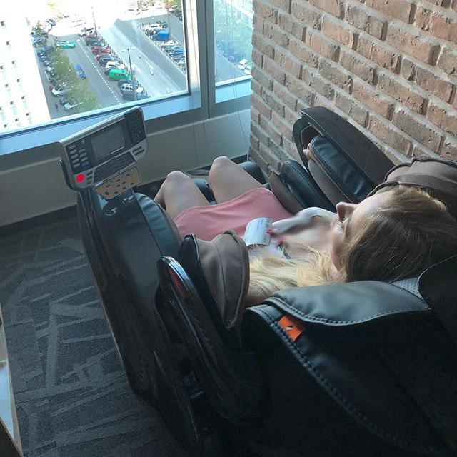 Google Massage Chair In Poland