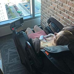 Google Poland Massage Chair